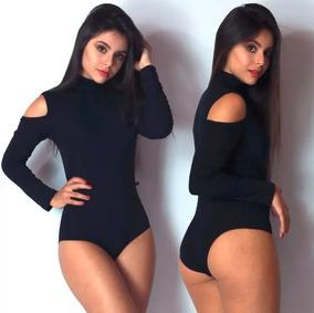 dd878482e1 Collant Branco Meia Manga Tamanho M - Camisetas e Blusas Body M para  Feminino Cinza escuro no Mercado Livre Brasil
