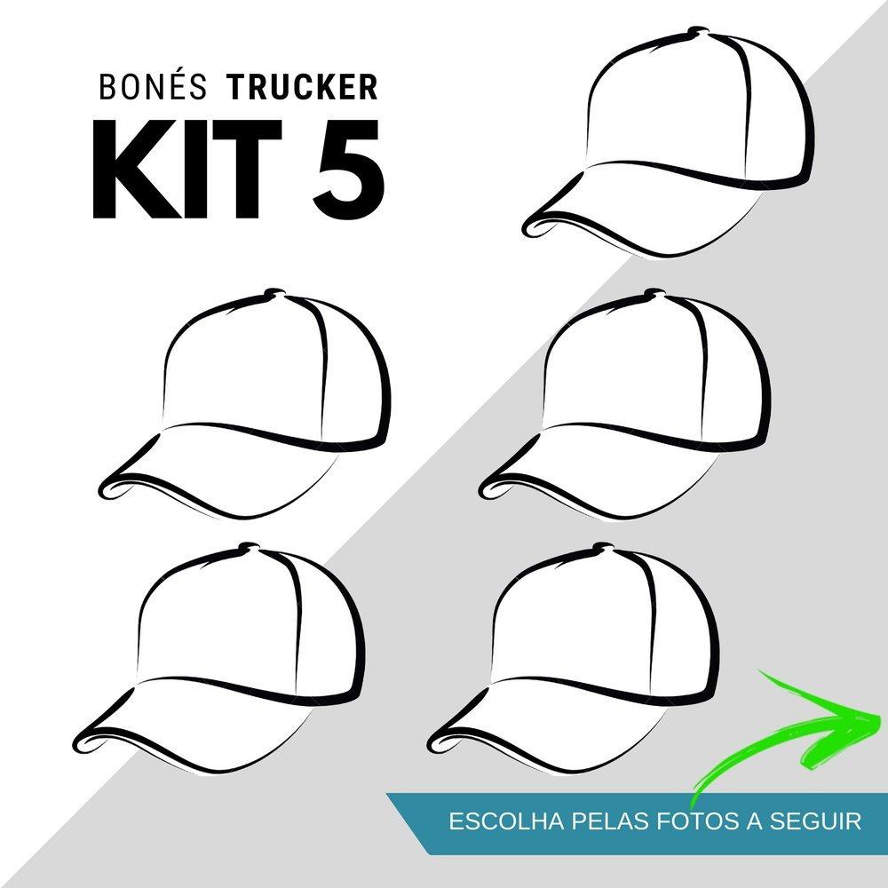 kit 5 bonés truck telinha adidas oakley hurley nike atacado. Carregando zoom . 4c56415a3bd