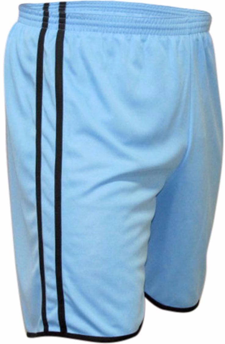 2a7ece5b62 kit 5 calção futebol kanga sport modelo 2 faixa em dry fit. Carregando zoom.