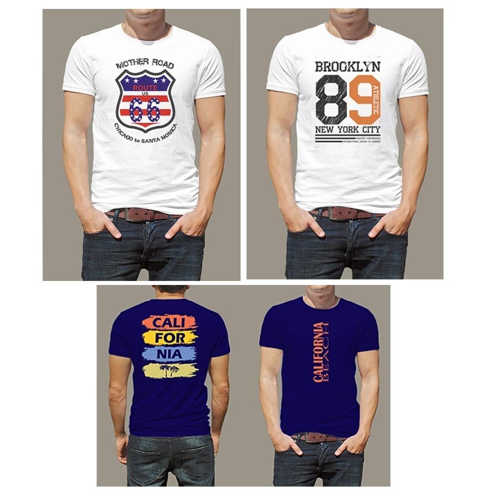 606632cceb kit 5 camisa blusa masculina varias marcas promoção!!! top! Carregando zoom.