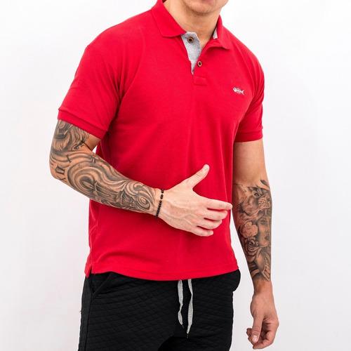 kit 5 camisa gola polo fish piquet camiseta atacado revenda