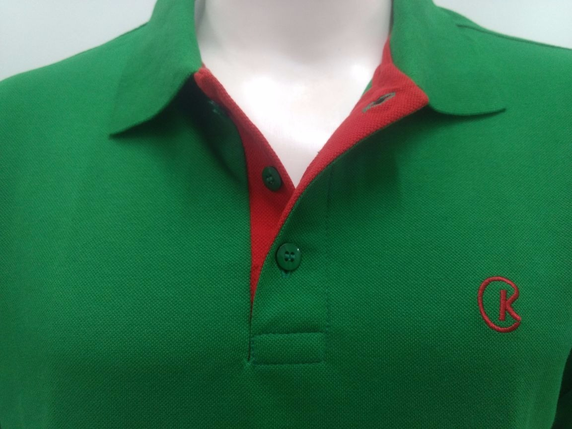 819dc9db2d kit 5 camisa gola polo masculina piquet cekock. Carregando zoom.