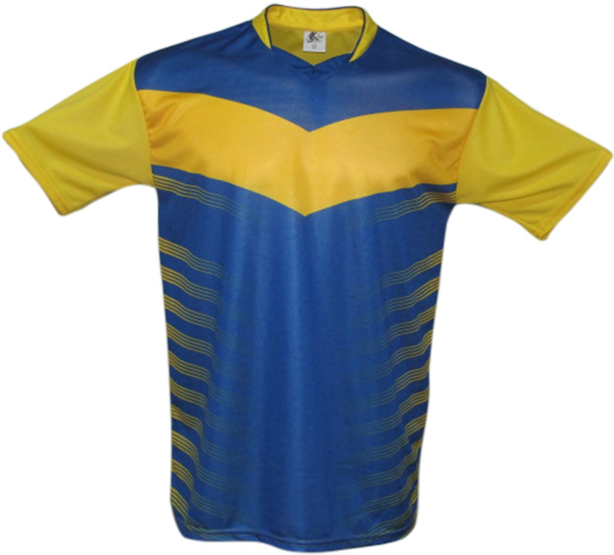 fe536e23fc Kit 5 Camisa Numerada Futebol Fardamento Uniforme Esportivo - R  140 ...