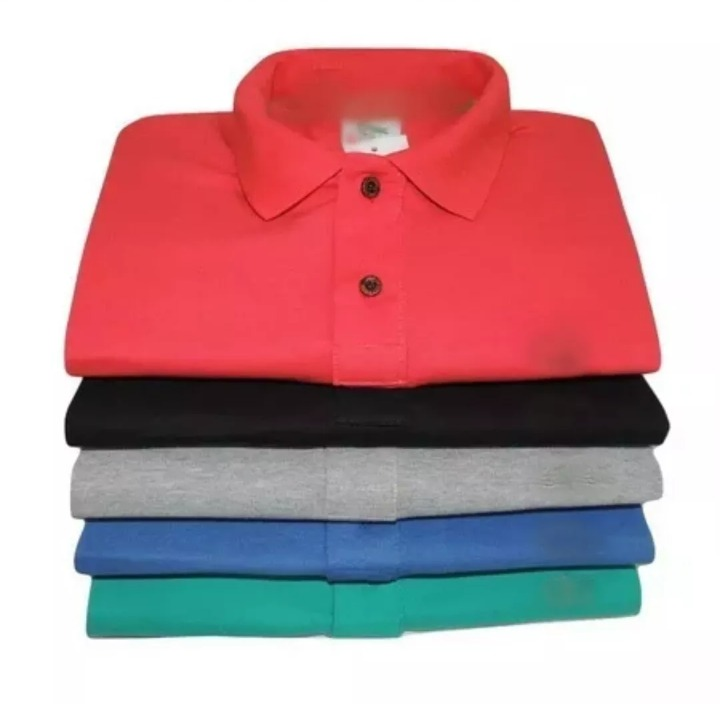 Kit 5 Camisa Polo Infantil Masculina Criança Menino Barato - R  139 ... bf4a9350f65ca