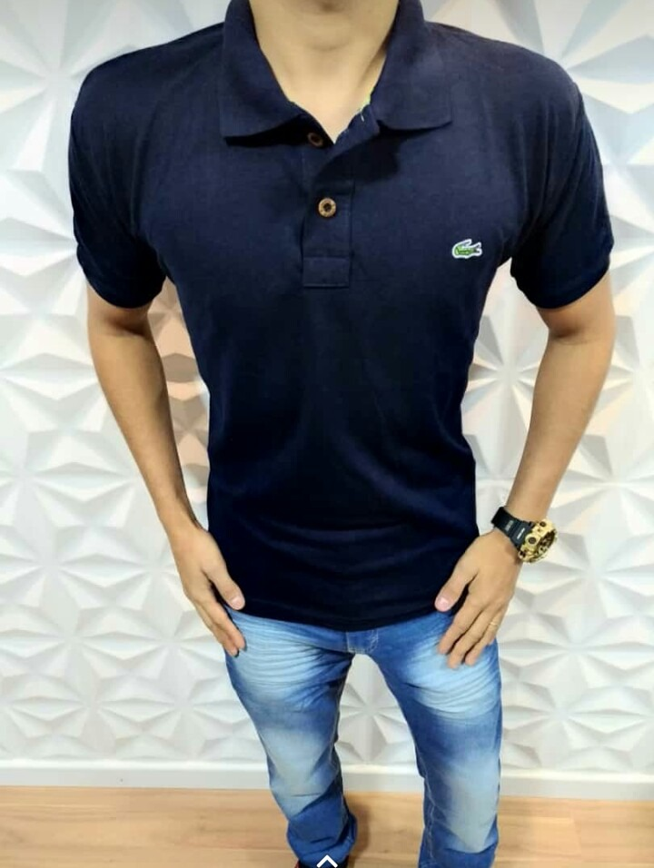 kit 5 camisa polo masculina polo masculina variadas barato. Carregando zoom. 6cfd43a6898b9