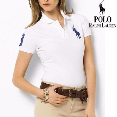 Kit 5 Camisas Camiseta Gola Polo Femininas Atacado Baby Look - R ... f6164e0031