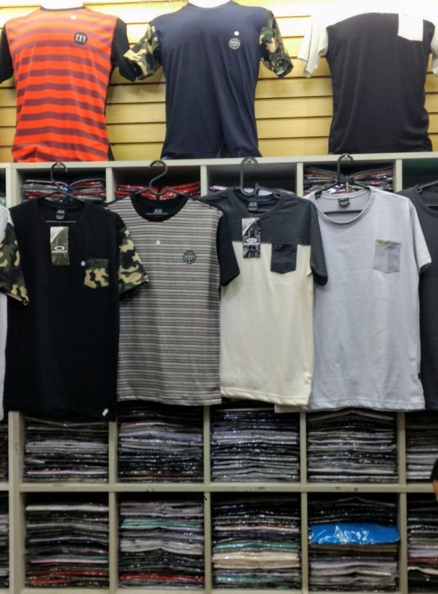 kit 5 camisas camiseta oakley masculino. Carregando zoom. d7210483dec