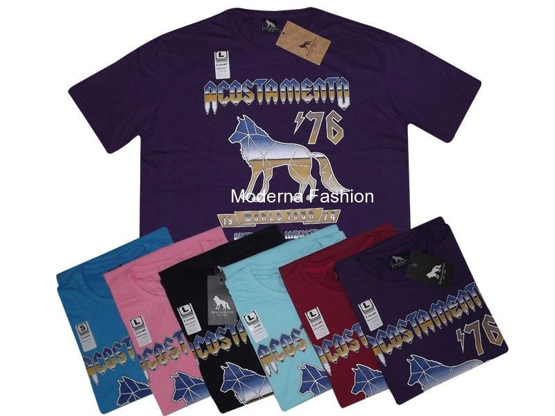 Kit 5 Camisas Camisetas 100% Algodão Marcas Famosas Compre - R  109 ... 4a962b78fe096