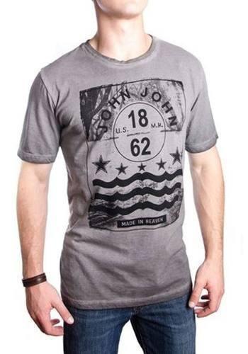 e325136c1a Kit 5 Camisas Camisetas Estampadas Marca Revenda Atacado Top - R ...