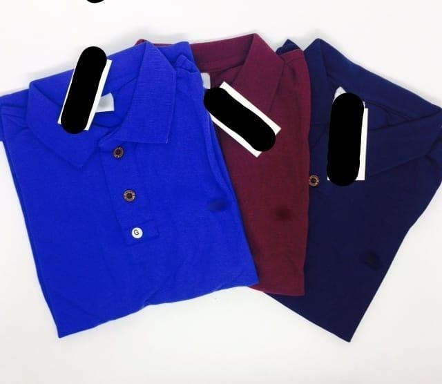 9581dc4b8bd14 Kit 5 Camisas Polo Masculina Alto Padrao Blusa Camiseta Polo - R  95 ...