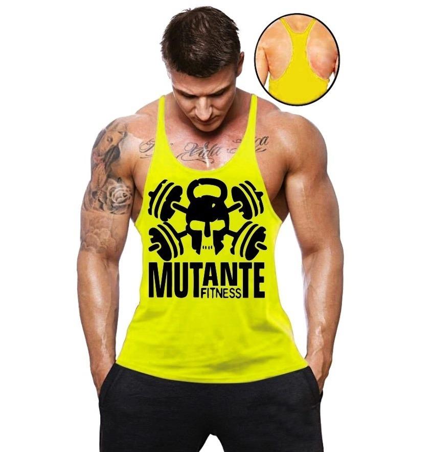 3383e6c7a4b19 kit 5 camisas regatas academia masculina cavada justiceiro. Carregando zoom.