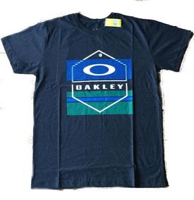 a9b28af78e Kit 5 Camisas Surf Wear Oakley Quik Marcas