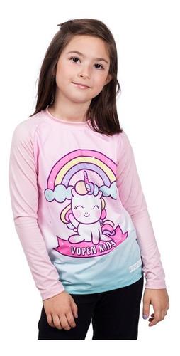 kit 5 camisas uv infantil com proteção solar valor atacado