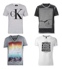 12daf1a972337 Camiseta Marca Famosa Primeira - Calçados, Roupas e Bolsas com o Melhores  Preços no Mercado Livre Brasil