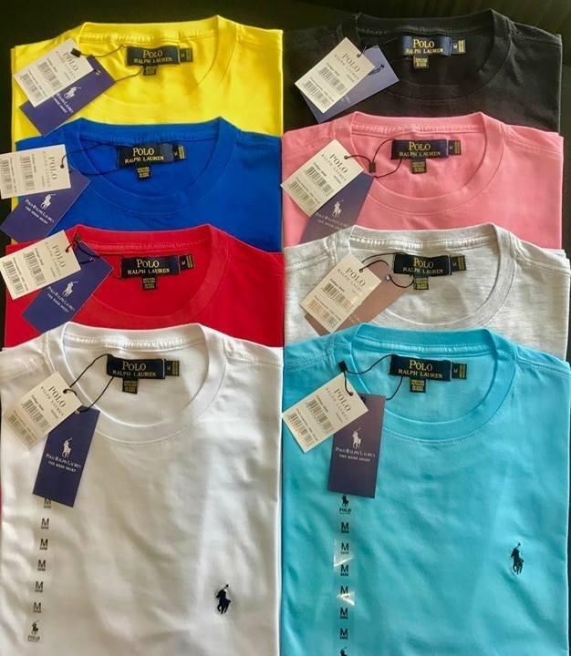 Kit 5 Camiseta Basica Lacoste França Original Peruana Tshirt - R ... 21c37fdef3