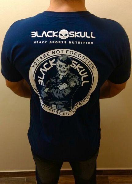 1c7ee7e98 Kit 5 Camiseta Masculina Black Skull Academia Atacado - R  160
