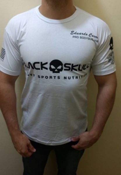 f71d4400de1b8 Kit 5 Camiseta Masculina Black Skull Academia Fitness - R  160