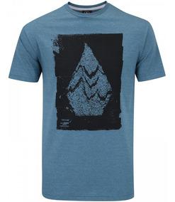 f3f7eb717b07ff Kit 5 Camiseta Masculina Plus Size Camisa Tamanho Grande