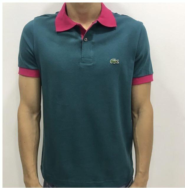 75b3facf8c76f Kit 5 Camiseta Polo Lacoste Original Promoção Atacado Frete - R  500 ...