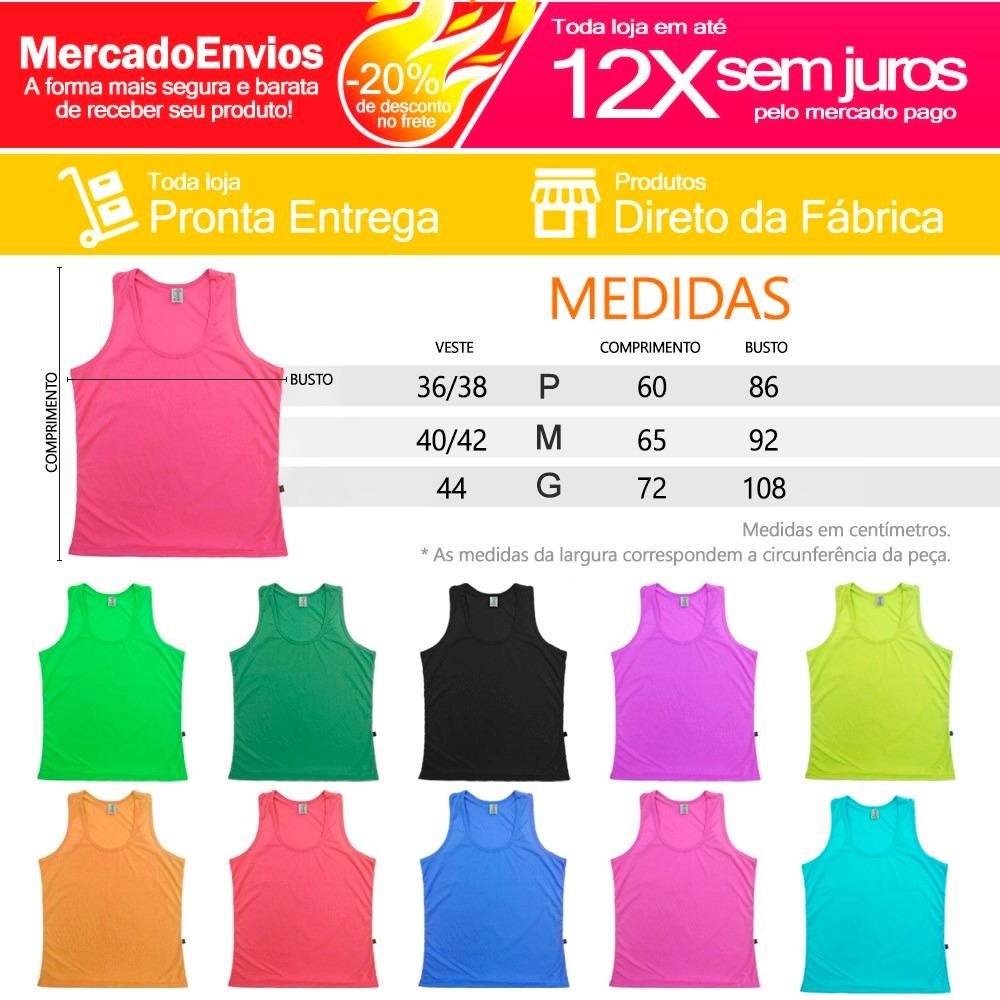 bd0f6c13d kit 5 camiseta regata feminina fitness furadinha dryfit. Carregando zoom.