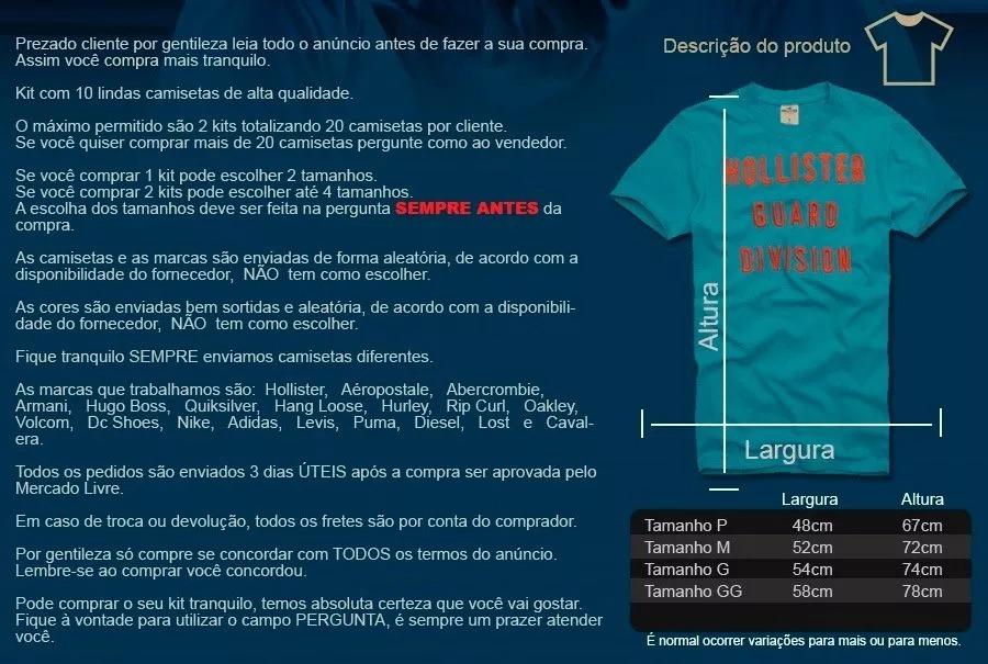 11b2d50df6459a  kit 5 camisetas camisa blusa masculina de marca atacado. Carregando  zoom. 59a95af9788