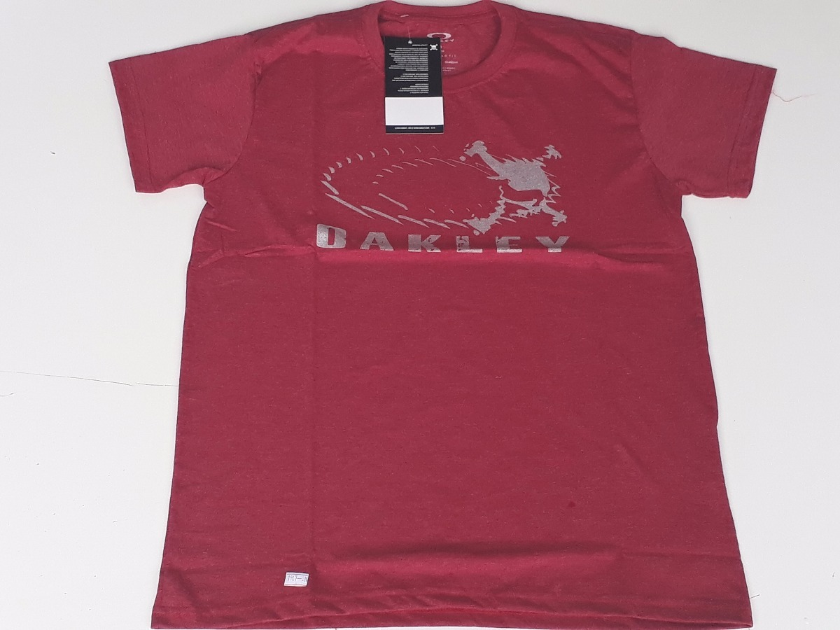 a83d1652c Kit 5 Camisetas Camisa Oakley Mcd Frete Grátis - R  150