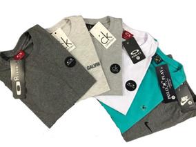 90ccf7ba74 Camisetas e Blusas no Mercado Livre Brasil