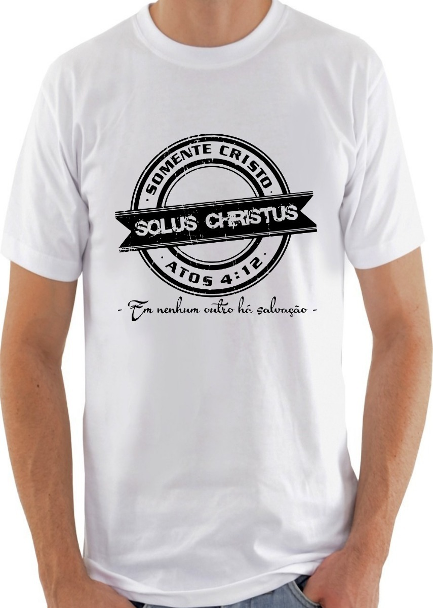 fb1e5c534e kit 5 camisetas evangélicas reforma protestante moda gospel. Carregando  zoom.