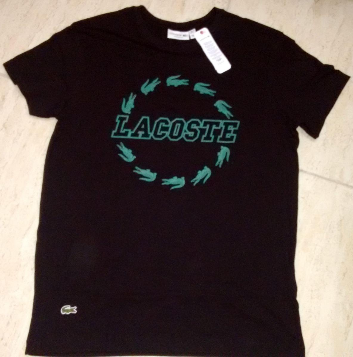 kit 5 camisetas lacoste live - frete grátis super rápido. Carregando zoom. ac6f47aa4d