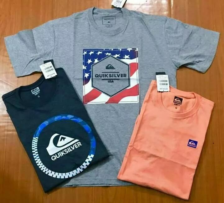 Kit 5 Camisetas Masculina Plus Size Camisa Tamanho Grande - R  149 ... f9ef427865