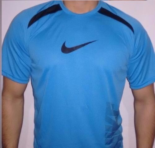 44a3713978 Kit 5 Camisetas Nike Dry Fit Poliester Academia Frete Grátis - R  94 ...