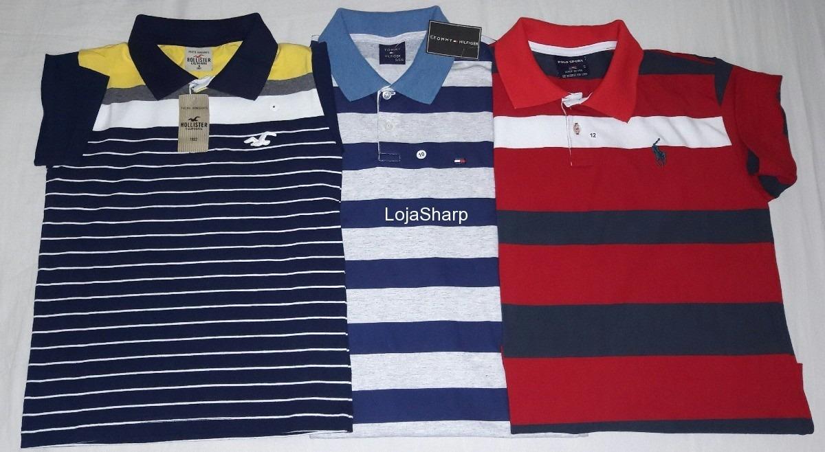 a0348a39db kit 5 camisetas polo infantil de marca frete grátis promoção. Carregando  zoom.