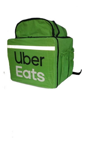 kit 5 capas mochila delivery uber sem isopor