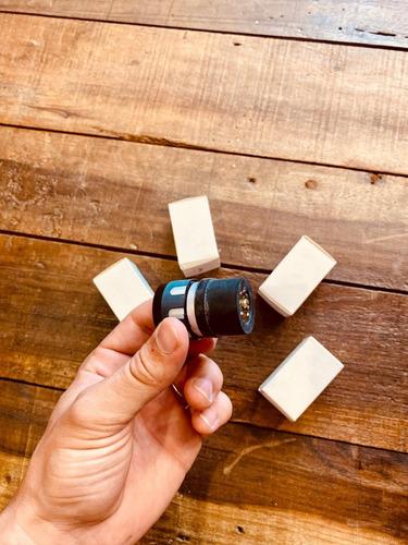 kit 5 capsulas para microfone sm-58 (shure)