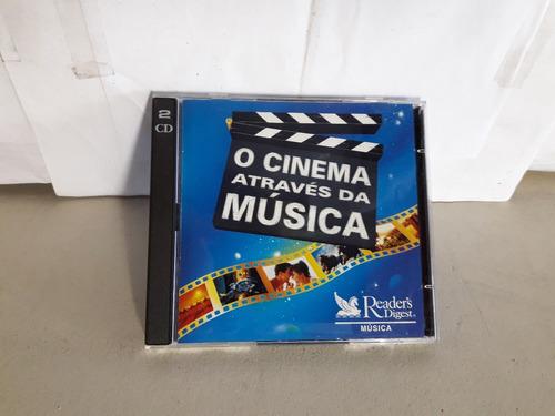 kit 5' cd's o cinema através da música reader's  frete 12,00