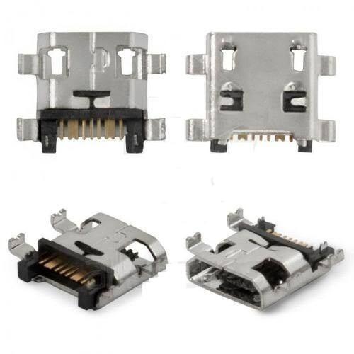 kit 5 conector de carga samsung pocket 2 duos-young plus tv