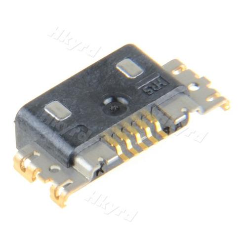 kit 5 conectores de carga original nokia lumia 820 lumia 720