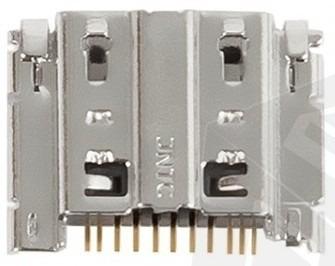 kit 5 conectores de carga samsung galaxy s3 neo i9301