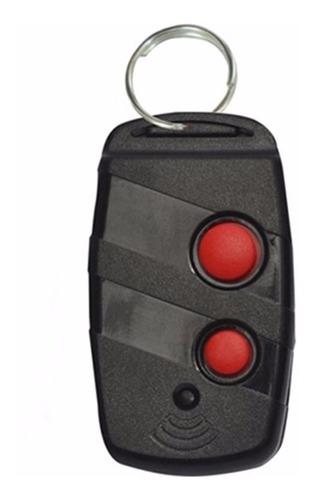 kit 5 controles remoto para portão  e alarmes intelbras