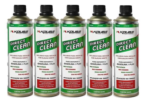 kit 5 direct clean injeção direta koube