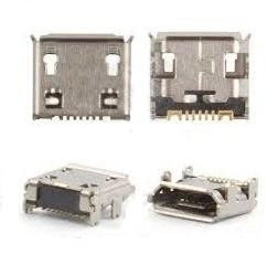 kit 5 dock conector carga samsung gt-s5300 galaxy pocket