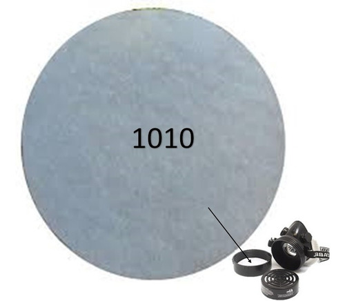 kit 5 filtros para mascarilla 1010 cabel