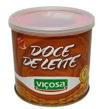 kit 5 latas doce viçosa 3 sabores vc escolhe validade 02\19
