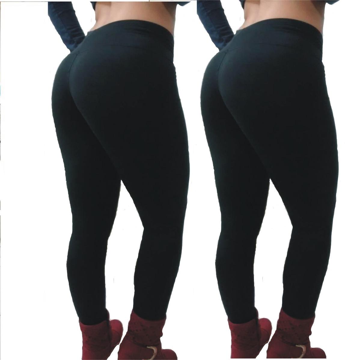 3c34b87ff kit 5 legging plus size calça inverno termica suplex grossa. Carregando zoom .