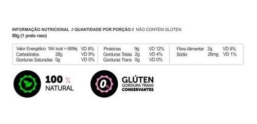 kit 5 macarrão low carb proteína grão bico beterraba 200g