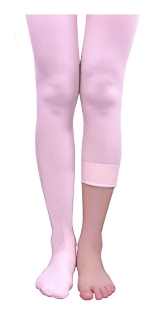 d8aede4f60 kit 5 meia-calça ballet balé conversível 2 em 1 suplex. Carregando zoom.