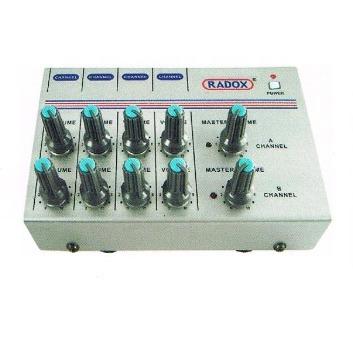 kit 5 micrófonos batería + 5 cables xlr + mezcladora $5,699