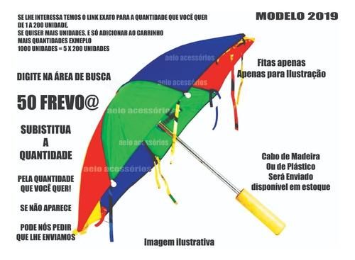 kit 5 mini sombrinha frevo dança aeio@ decoração carnaval