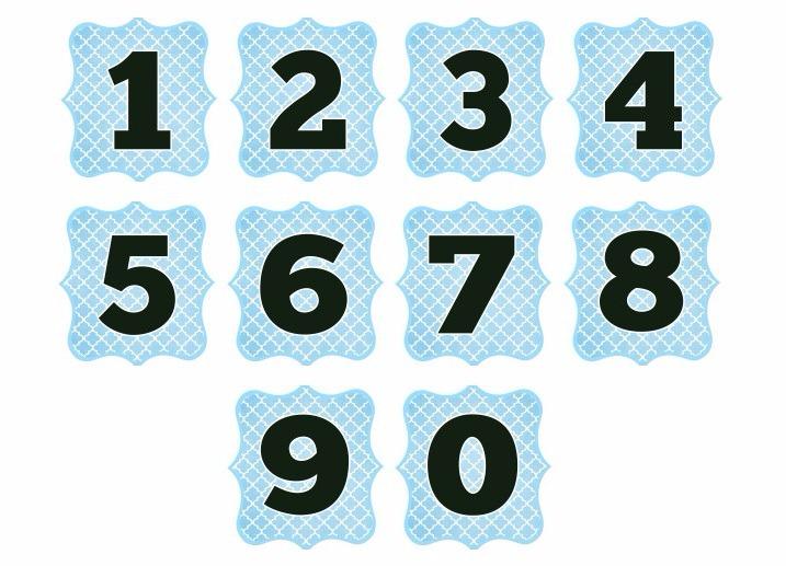 Kit 5 Modelos De Bandeirinha Para Imprimir Alfabeto