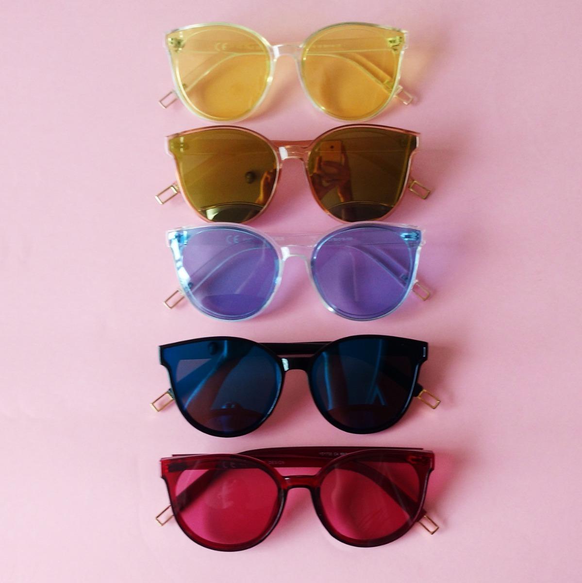1a2cdb6211a08 kit 5 oculos colorido tumblr atacado blogueiras promoção. Carregando zoom.
